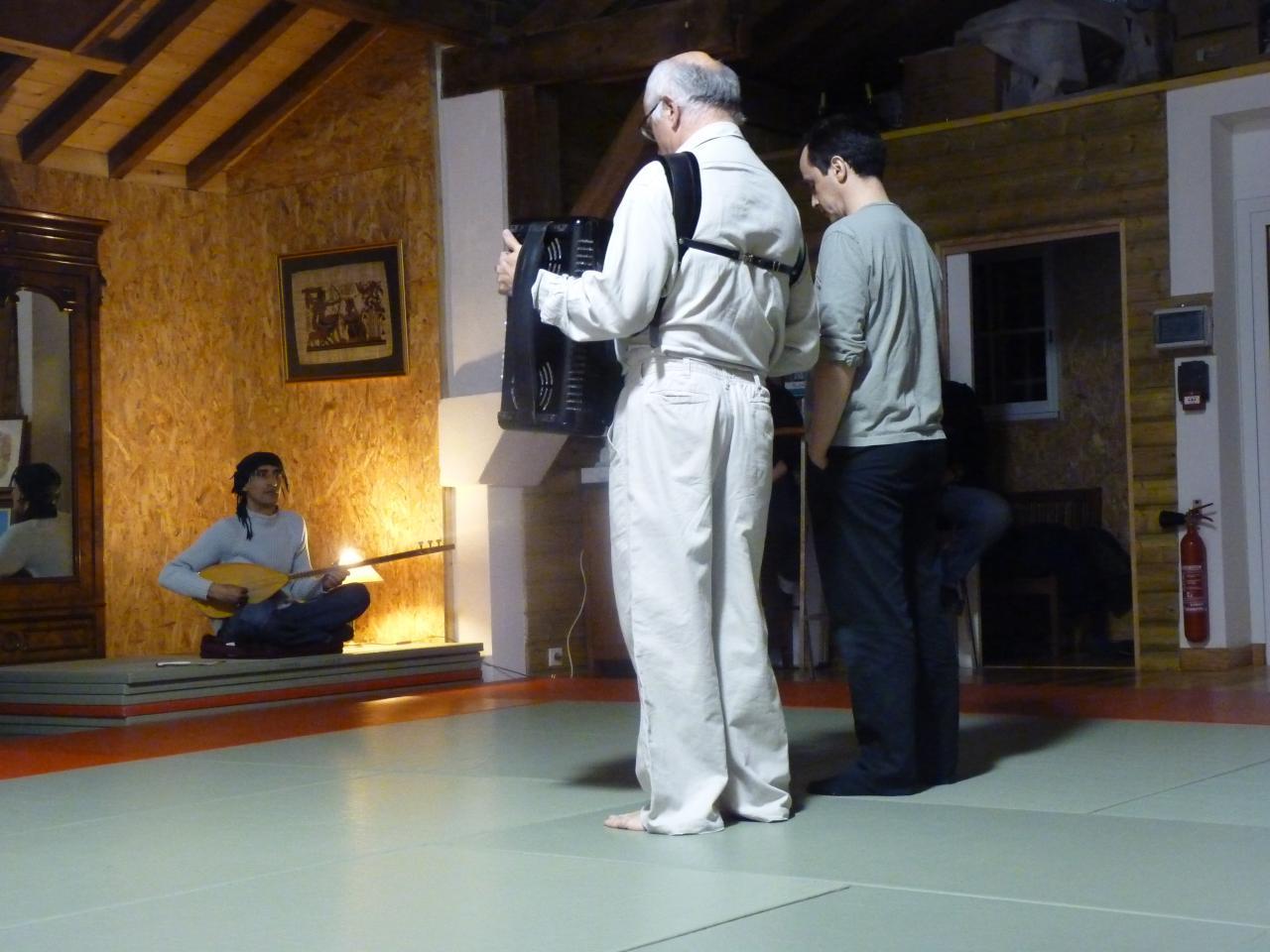 Rencontre choregraphique saint quentin 2016